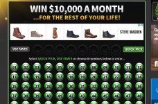 Win For Life, $10,000 a Month for Life